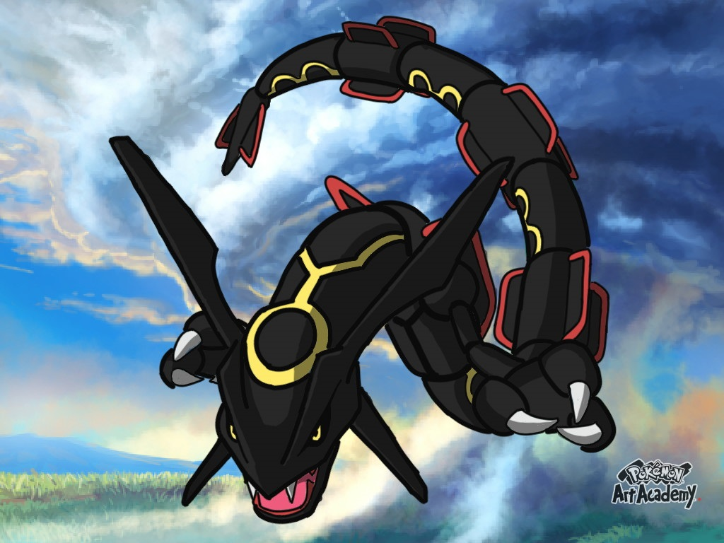 Get Your Shiny Rayquaza On Pokemon Omega Red Or Alpha