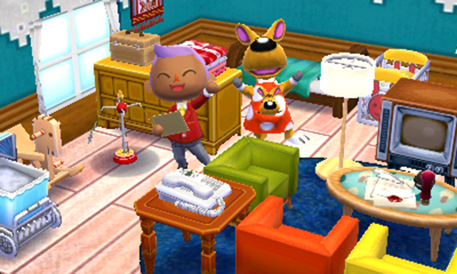 Home Designer click to enlarge Ready To Start Heading Into Interior Design With Your Favorite Characters From Animal Crossing Animal Crossing Happy Home Designer Is Just Around The