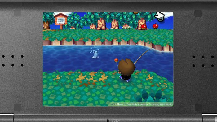 No one has ever complained about fishing mini-games