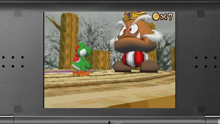 What they feedin' you goombas here?