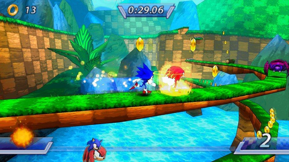 The Best Handheld Sonic Games   Modojo