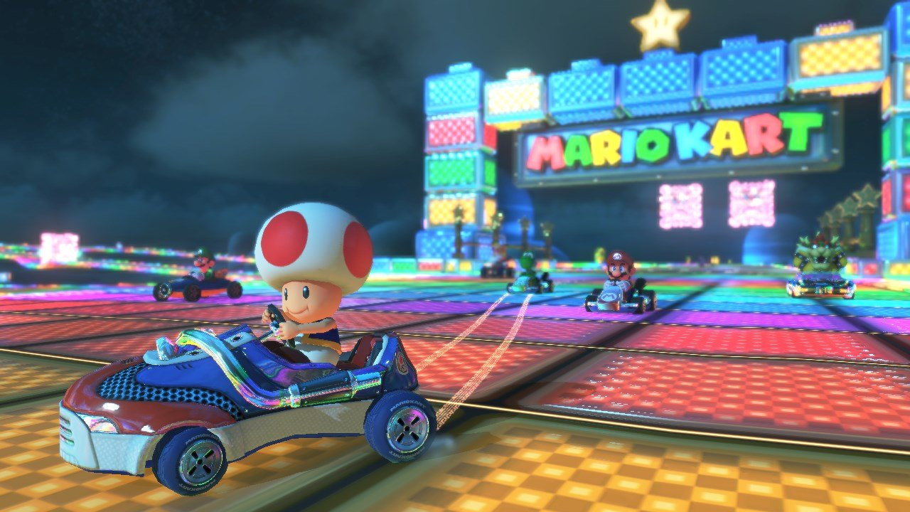 mario kart 8 deluxe smart steering what it is and how to disable it modojo. Black Bedroom Furniture Sets. Home Design Ideas