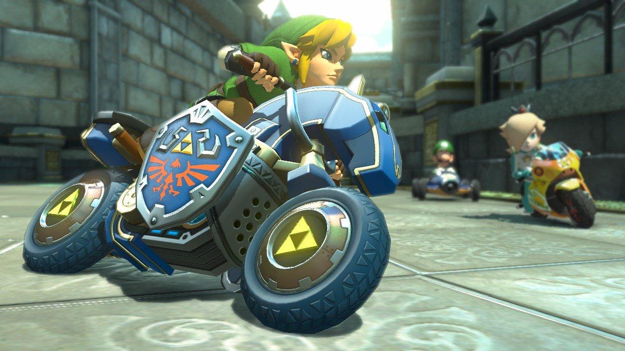 Mario Kart 8 Deluxe Winning Kart Character And Class