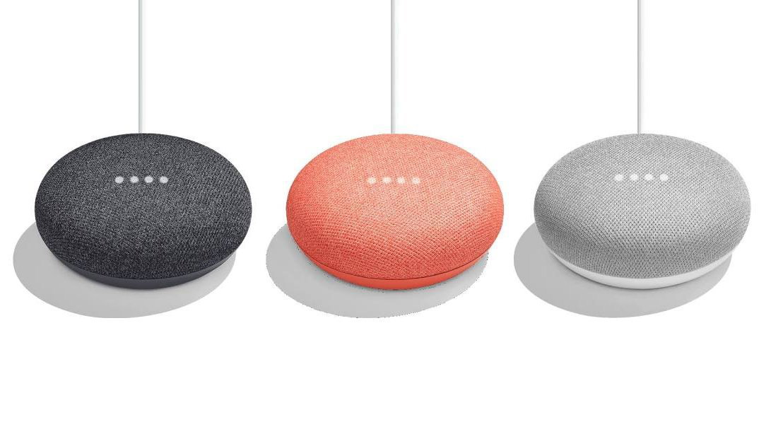 google home mini features release date price and. Black Bedroom Furniture Sets. Home Design Ideas