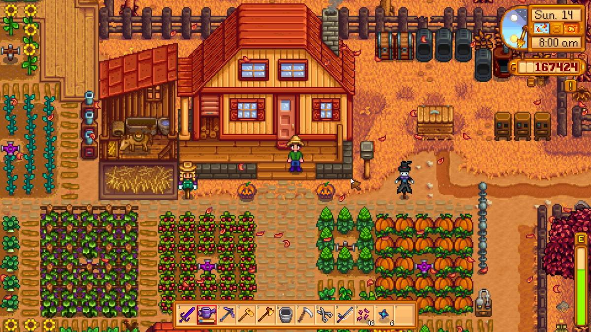 The most profitable crops in stardew valley modojo - The most profitable orchards ...