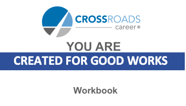 Crossroads workbook