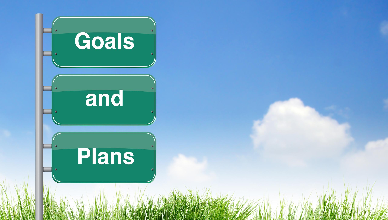 Goals and plans workshop