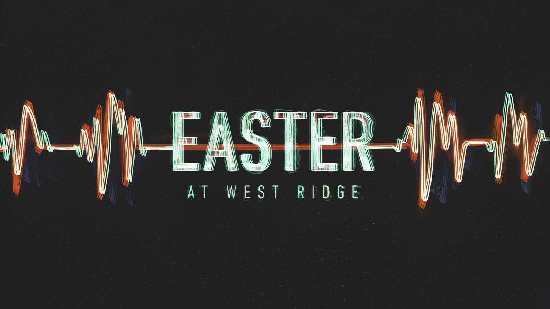 Easter 2018 logo