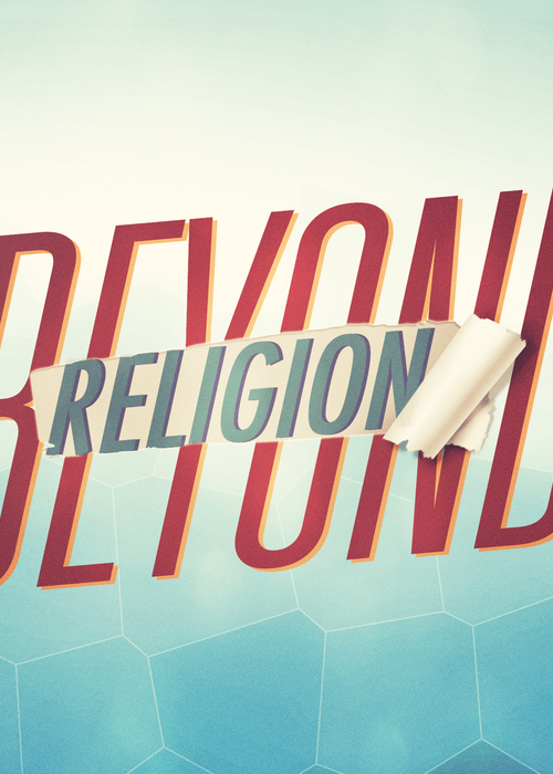 Beyond religion sm