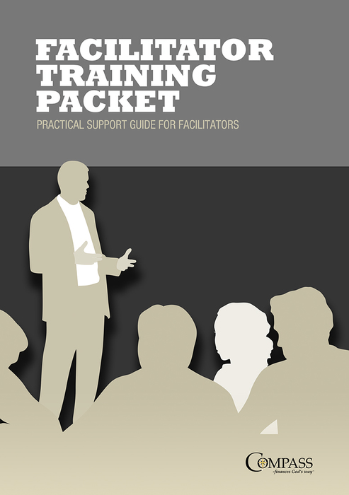 2013 facilitator training packet cover