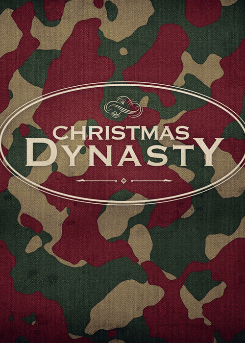Christmasdynasty book