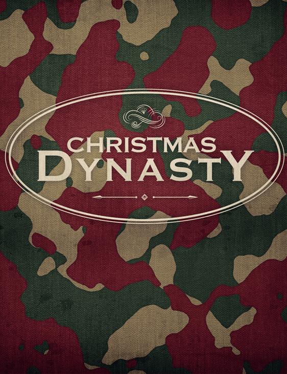 Christmasdynasty book