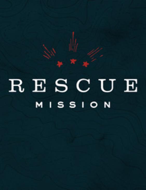 Rescuemission book