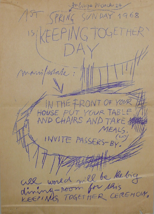 Ktm letter  moma archive