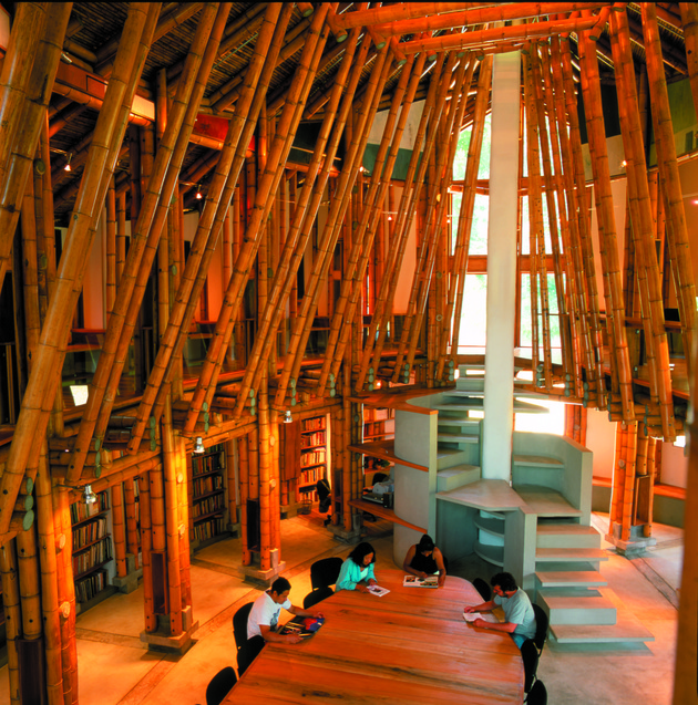 12 biblioteca guanacas interior
