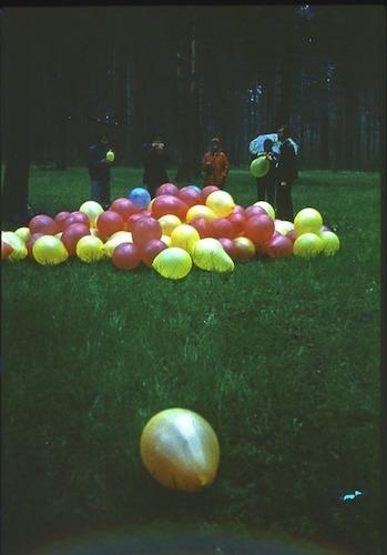 Moma balloon