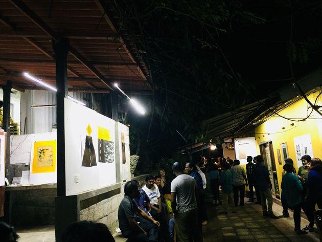Colombo Art Biennale and Colomboscope: Islands in an