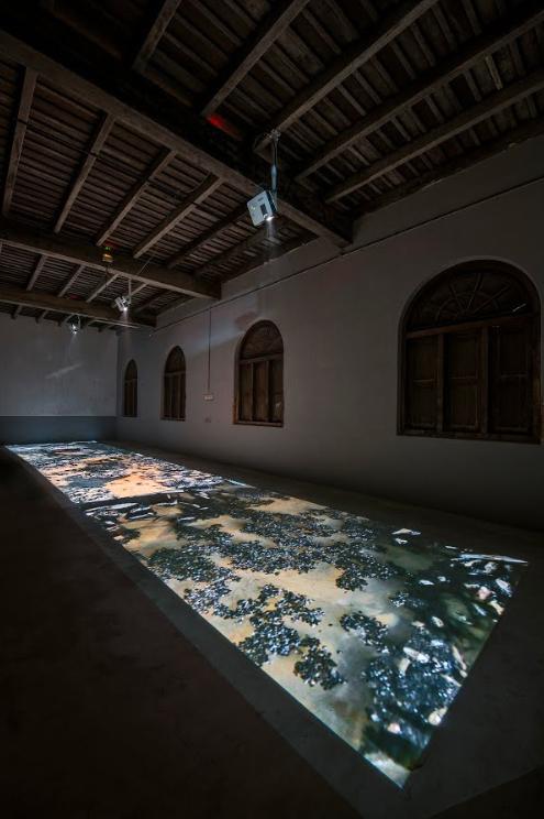 Vivan sundaram black gold %282012 2013%29 courtesy kochi muziris biennale