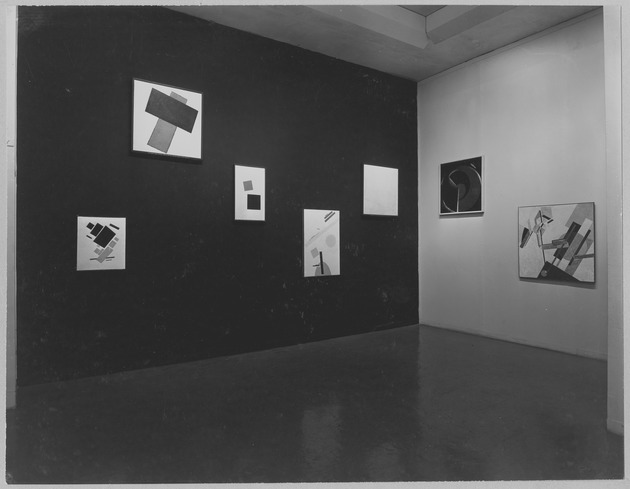 Installation view 1954 55   copy1