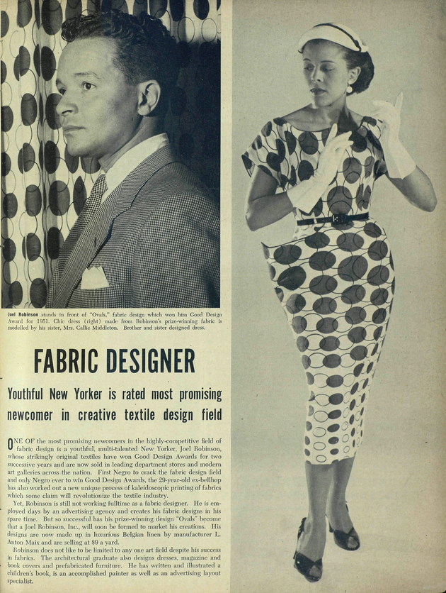3 ebony may1952 fabric designer p113