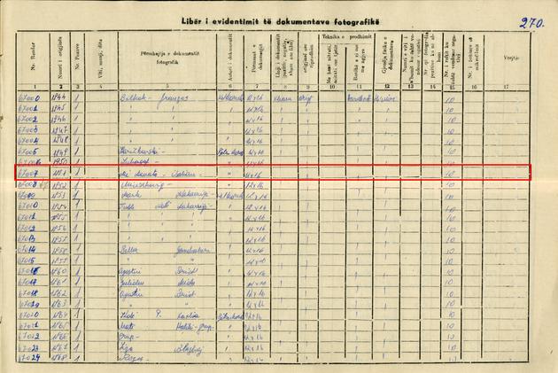 Fig.9 regjistri iv fondi marubi fq 270