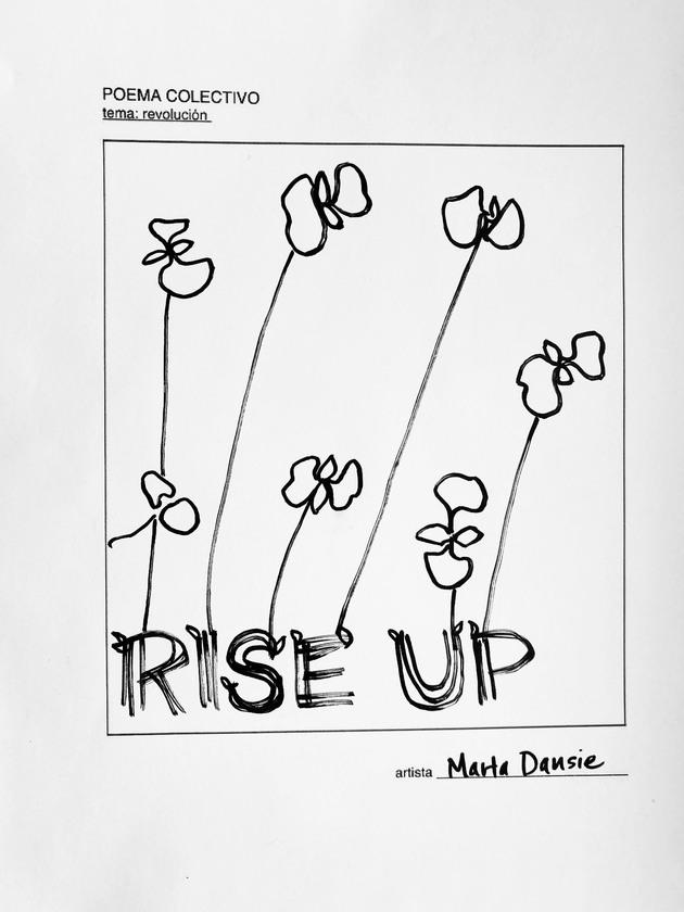 Rise up  marta dansie
