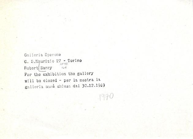 1971barry chiuso