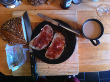 Andrew beccone ab breakfast
