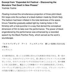 Yoshida yoshie expanded art festival cropped