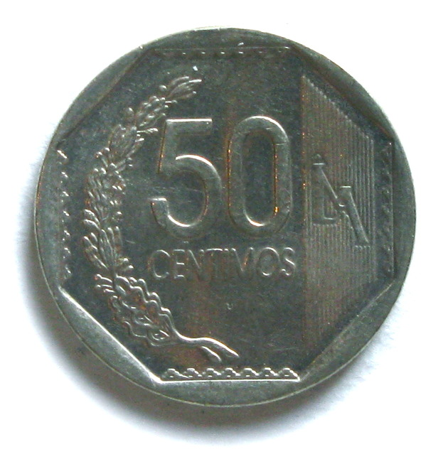 2.3 50 centimos