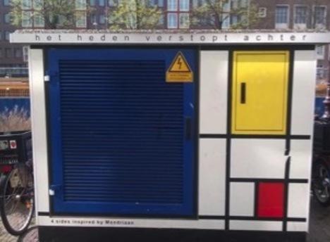 Mondrianbox