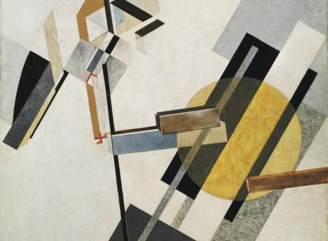 Lissitzky proun 19d smaller