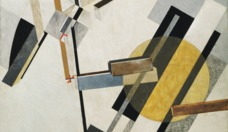 Lissitzky proun 19d smaller