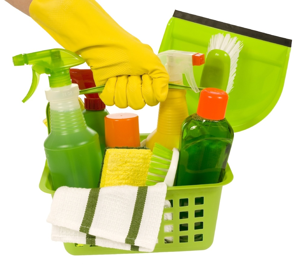 Healthy Cleaning, Healthy Home