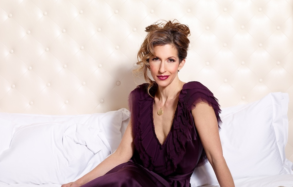 ORANGE IS THE NEW BLACK'S ALYSIA REINER: SWAP STYLE