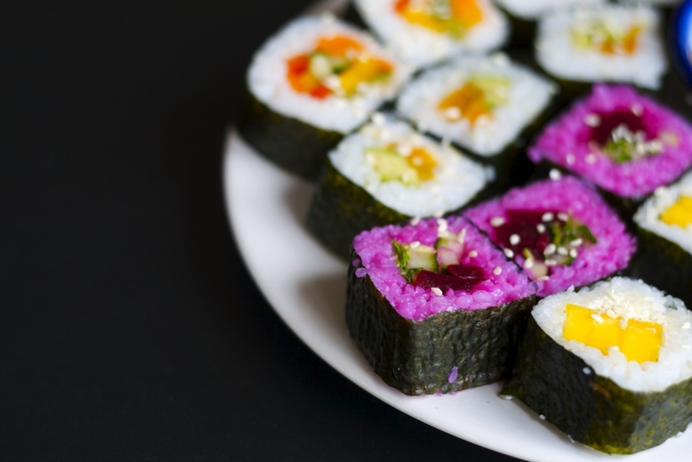 Vegan Sushi Secrets