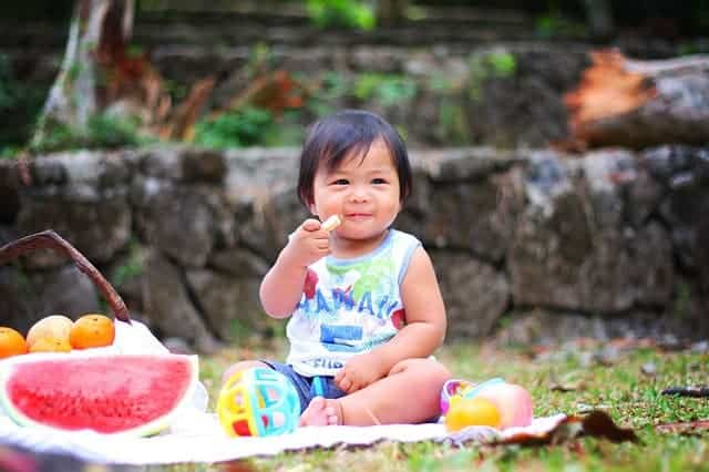 Healthy Fruit for Toddlers