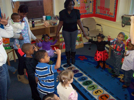 Community Womens Education Project Day Care Preschool Special