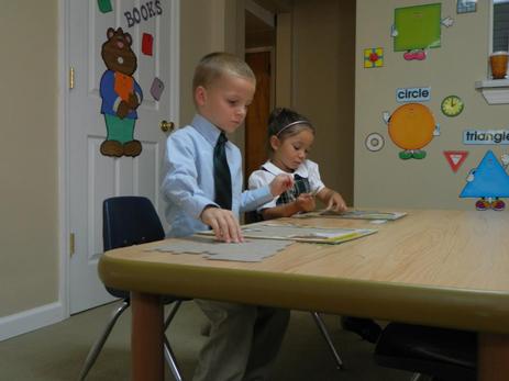 Hendersonville Christian Academy Extended School Program Child
