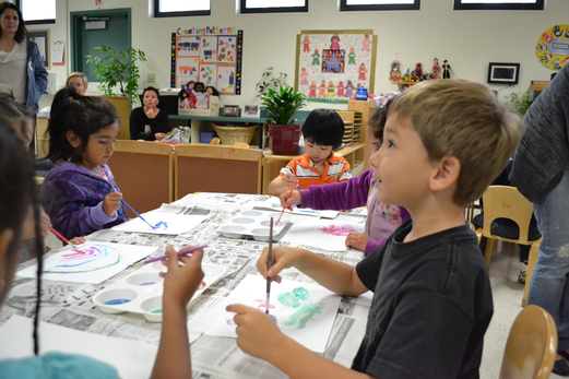 Kidango Nielsen Center Preschool 7500 Amarillo Road Dublin Ca