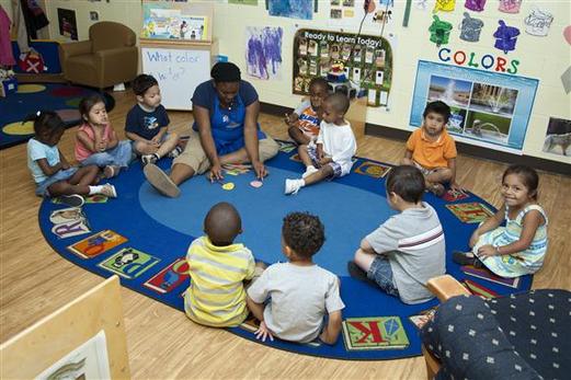 Childcare Network #236   Child care center   1600 Benson ...