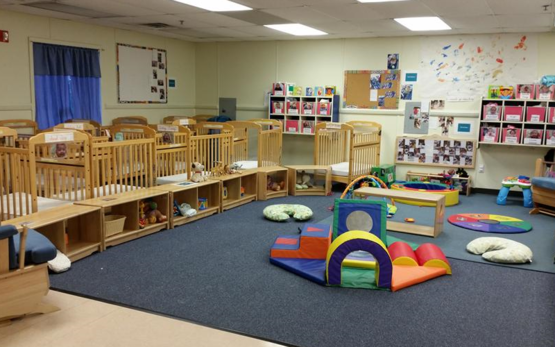 Naeyc Classroom Design ~ College child development ctr care center n