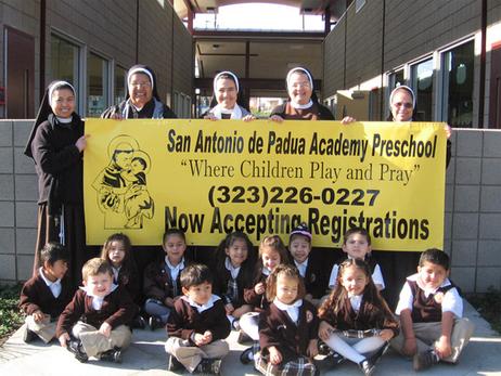 San Antonio De Padua Academy Preschool Preschool 1500 E Bridge