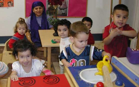 Madison Square Childrens Center Preschool 319 Camden St San