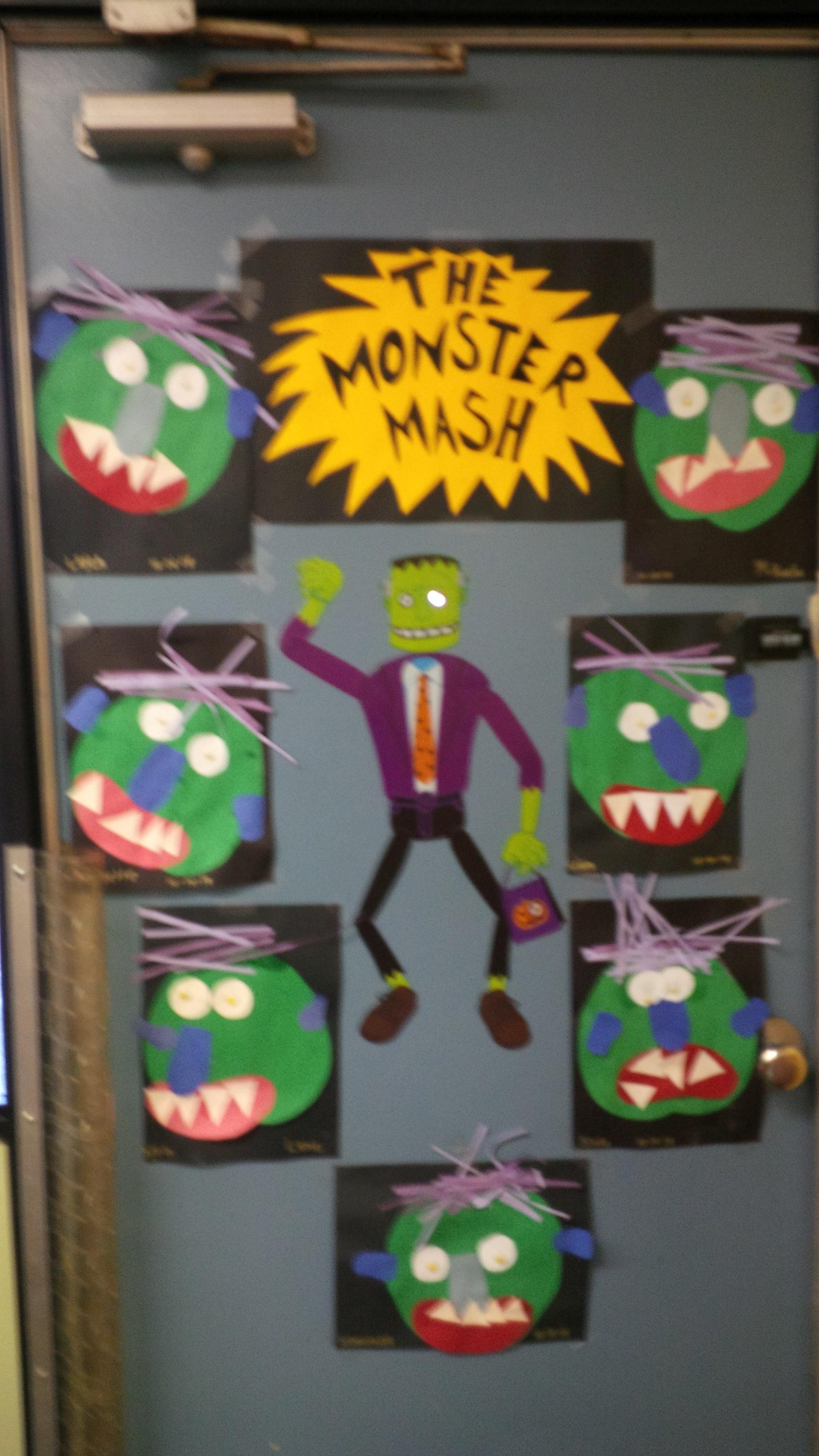 Door Decorating Ideas For Kindergarten Classroom ...