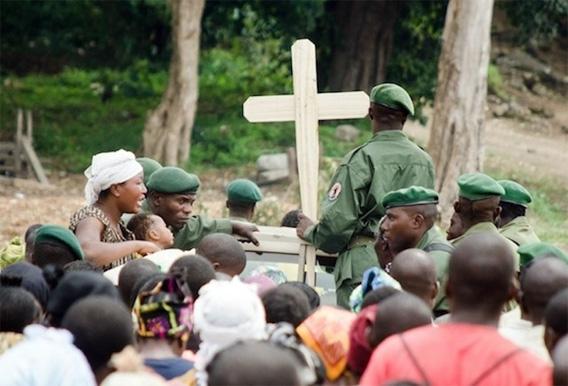 Rebels kill 3 rangers in Congo's Virunga National Park
