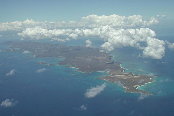 Vieques Island. Photo by: USFWS.