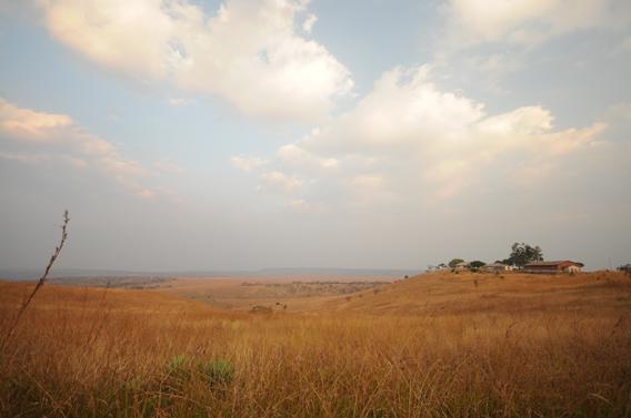 Upemba headquarters: Lusinga. Photo courtesy of the FZS.
