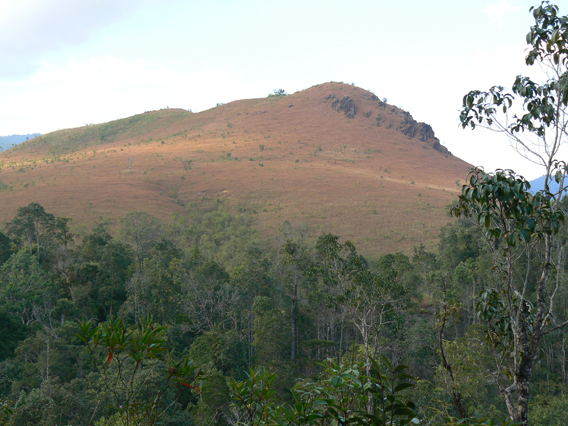 Little-visited Mera Mountain in Virachey National Park. Photo by: Greg McCann.