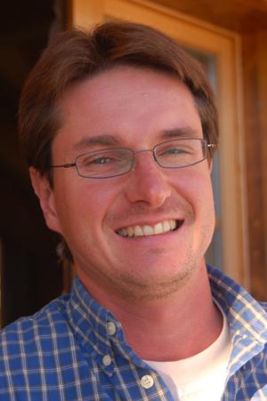 Markus Gusset. Photo courtesy of Markus Gusset.